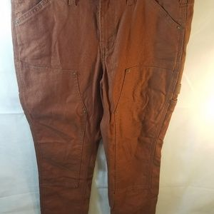 1889 CARHART PAINTS WITH SIDE POCKET SIZE 12